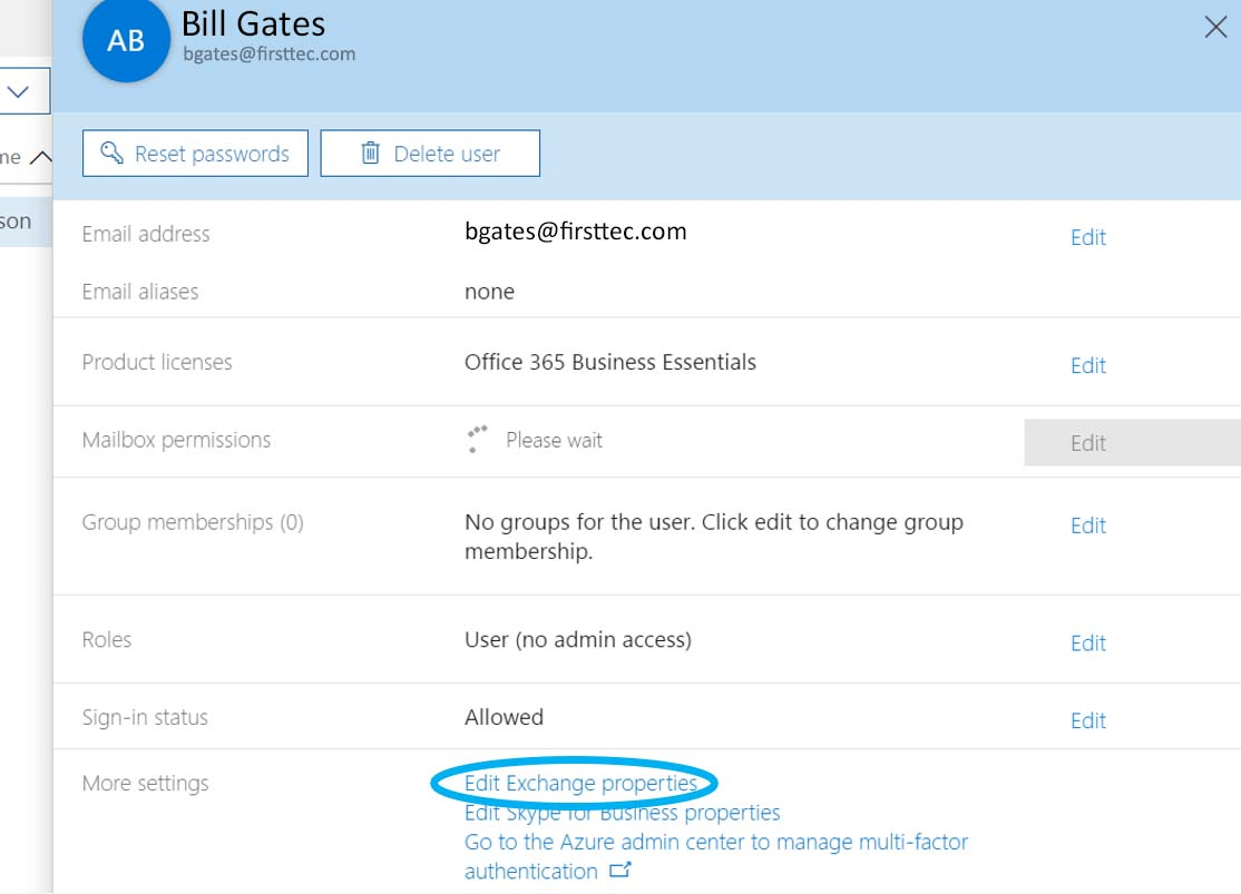 sap business one office 365 configuration