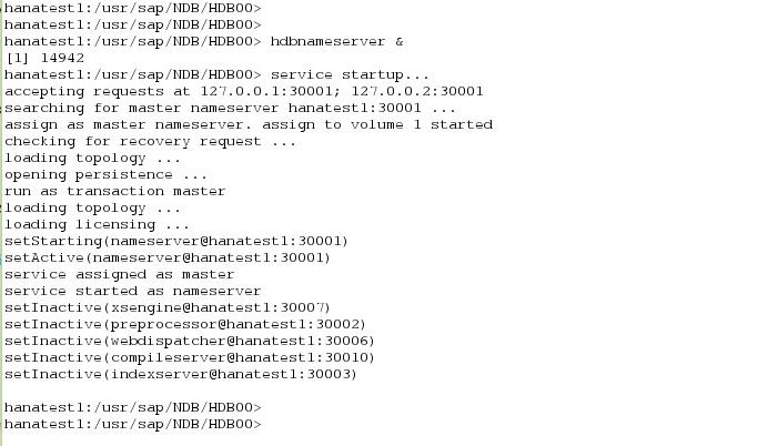 how do i reset sap hana password